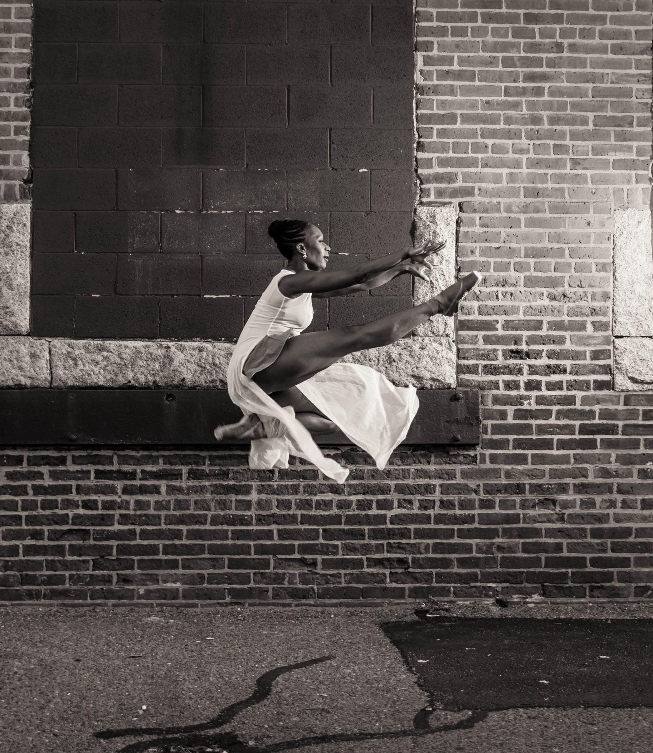 Miss Janelle Gilchrist's Ballet Barre