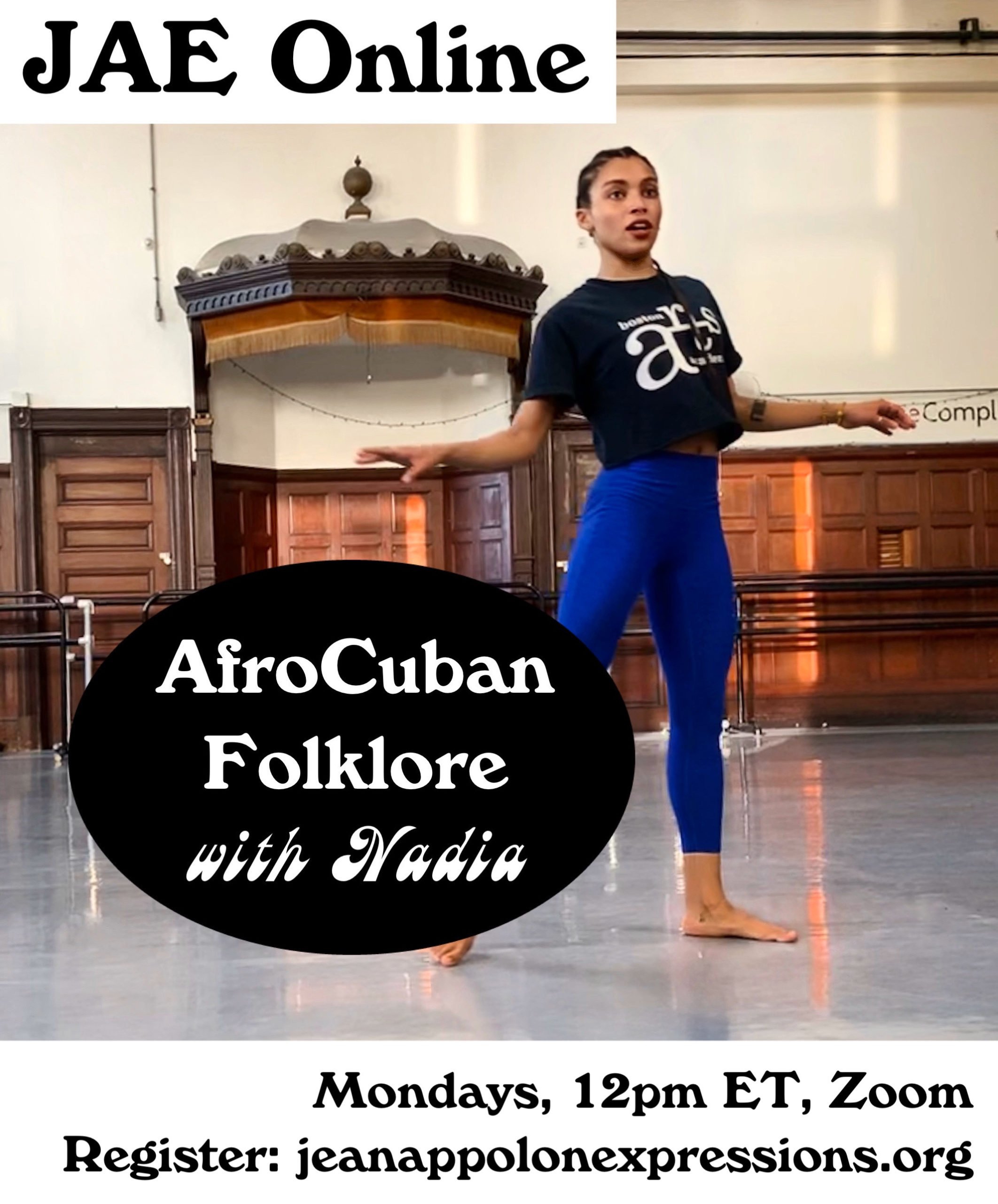 AfroCuban with Nadia Issa